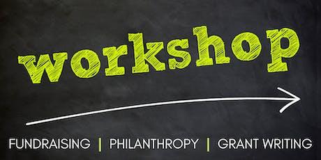 Parish Fundraising, Philanthropy and Grant Writing Workshop tickets