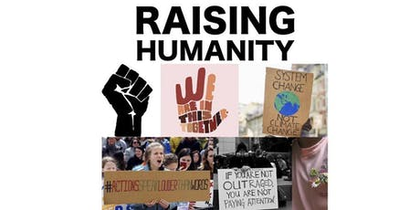 Raising Humanity Book Launch at Magnet Gallery Docklands tickets
