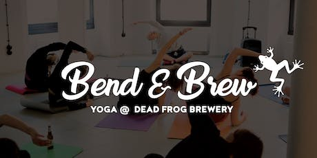 Bend and Brew tickets