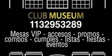 Club Museum  tickets