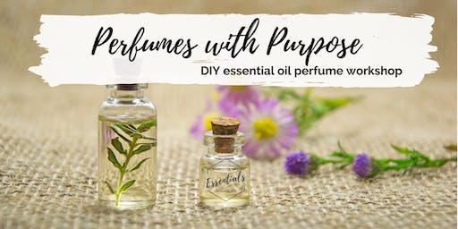 DIY Perfume Make & Take Workshop
