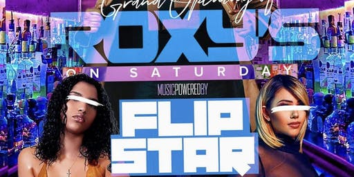 Saturdays at Roxys