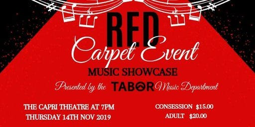 Tabor Music Showcase 2019