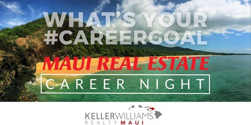 Real Estate Career Night!