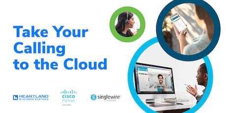 Take Your Calling to the Cloud tickets