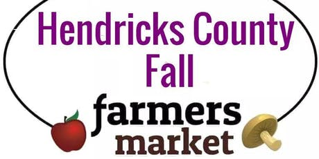 Hendricks County Fall Farmers Market tickets