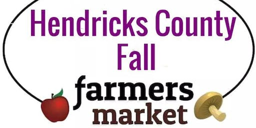 Hendricks County Fall Farmers Market