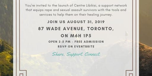 Centre Libikisi Launch ; Healing on purpose