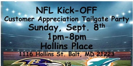 NFL Sunday Day Party tickets