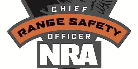 RANGE SAFETY OFFICERS FOR MACHINE GUN EVENT tickets