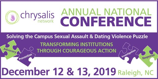 Solving the Campus Sexual Assault & Dating Violence Puzzle: Transforming Institutions Through Courageous Action