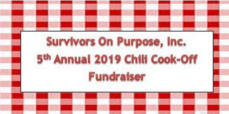 Survivors On Purpose 5th Annual Chili Cook-Off Fundraiser for Breast Cancer Education tickets