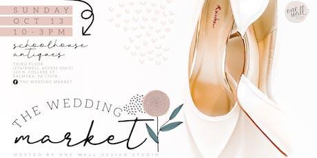 The Wedding Market tickets