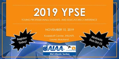 Young Professionals, Students, and Educators Conference 2019 tickets