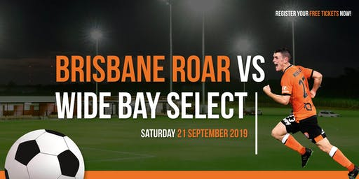Brisbane Roar Game Day