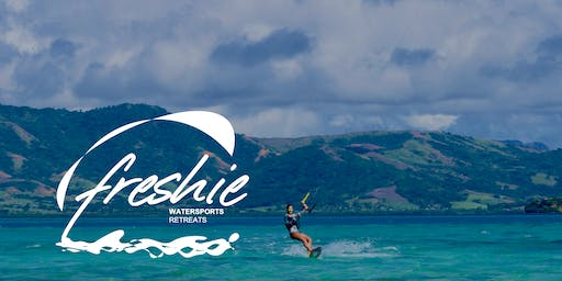 Kitesurfing and Life Coaching Retreat in Fiji - 8 days