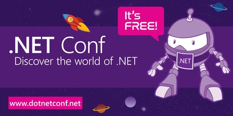 .NET Conf 2019 Quebec City billets