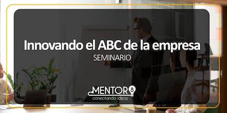 Innovando el ABC de la empresa entradas