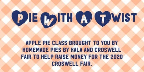 Pies With A Twist tickets