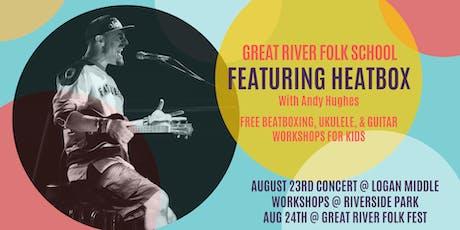 Great River Folk School tickets