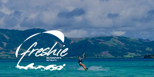 Kitesurfing and Life Coaching Retreat in Fiji - 8 days (from Melbourne)