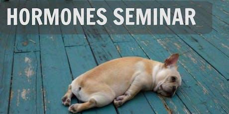 Hormones & Fatigue Seminar tickets