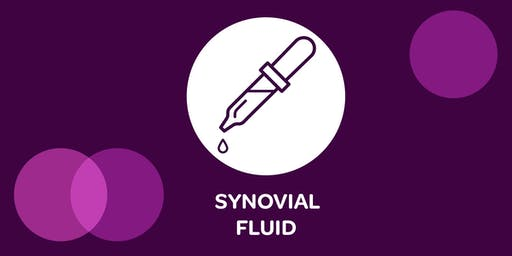 SOLD OUT - RCPAQAP Synovial Fluid Workshop