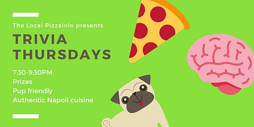 BYOB + Pup Friendly Trivia Thursdays
