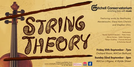String Theory tickets