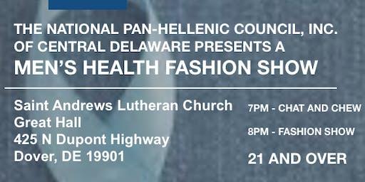 CDAC-NPHC 2019 Men's Health Fashion Show