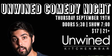Unwined Comedy Night w/ Neel Nanda tickets