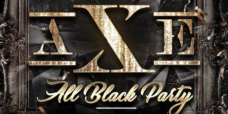Fresh M0121V - AXE  All Black Party tickets