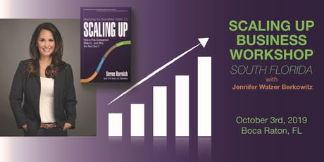 Scaling Up Business Workshop - South Florida tickets