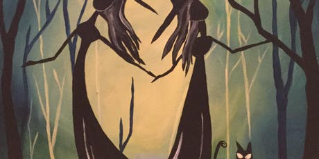 Paint with Art U - Witchy Women tickets