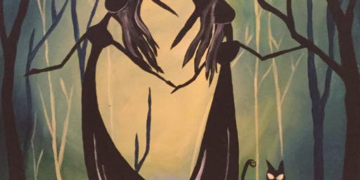 Paint with Art U - Witchy Women