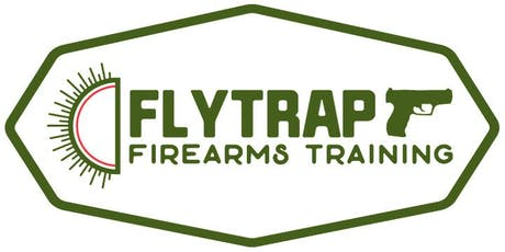 Flytrap Firearms Training Presents: NC Concealed Handgun Permit Class tickets