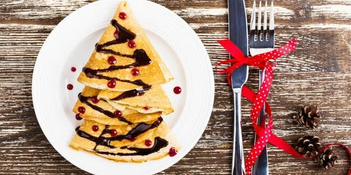 Nestle Inn Cooking Class:  Holiday Crepes in the Nestle Inn Kitchen