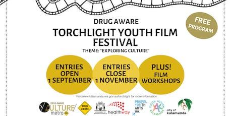 Drug Aware Torchlight Youth Film Workshops tickets