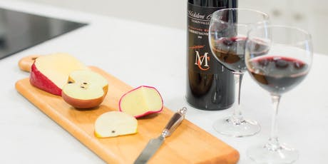 CHARCUTERIE BOARD AND WINE PAIRING tickets