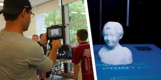 3D Print Your Digital Self (9 - 12 years) @ Bondi Pavilion #24009