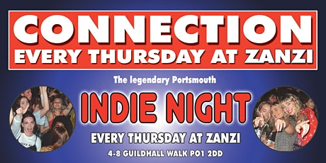 Connection Indie Night tickets