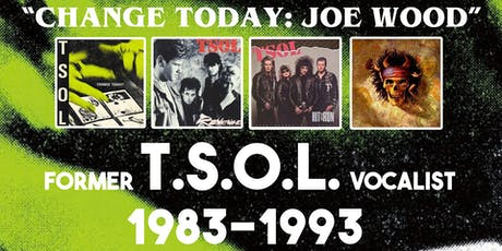 Change Today (Joe Wood era TSOL), Covered In Bees & Tiger Bomb tickets