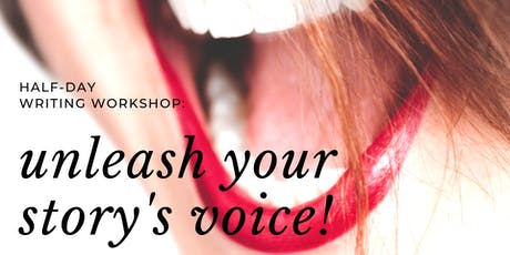 WRITING WORKSHOP: Unleash your story's voice! tickets