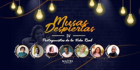 Musas Despiertas IV tickets