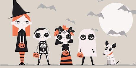 Hairy Halloween - Gisborne tickets
