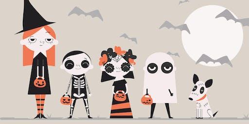 Hairy Halloween - Gisborne