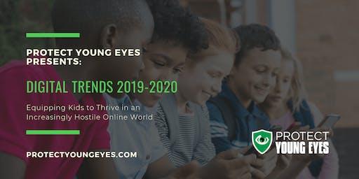 Digital Culture of Kids (Digital Trends 2019-2020) @ Zion Christian
