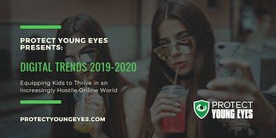 Digital Culture of Kids (Digital Trends 2019-2020) @ Christ the King Luth.