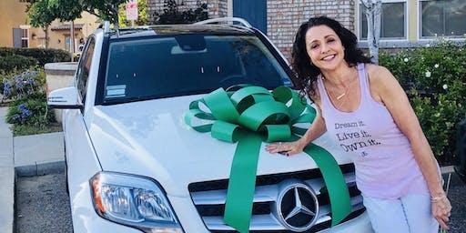 Gina's Region Celebration & Car