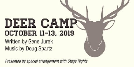 Deer Camp the Musical tickets